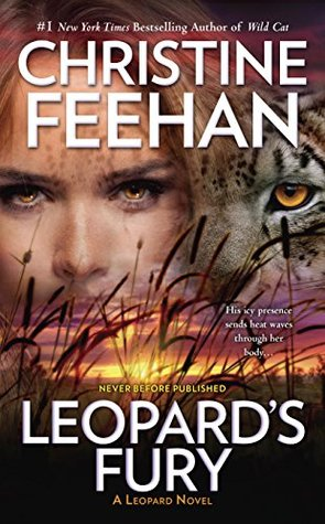 Leopard's Fury (Leopard People, #9) by Christine Feehan