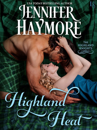 Highland Heat by Jennifer Haymore