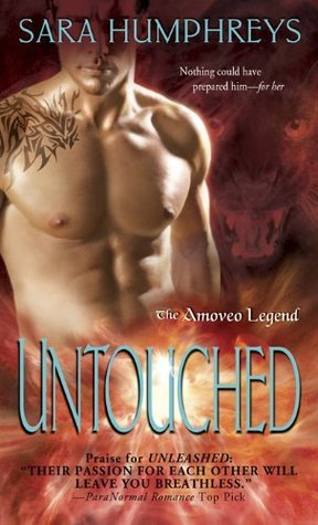 Untouched (The Amoveo Legend, #2) by Sara Humphreys