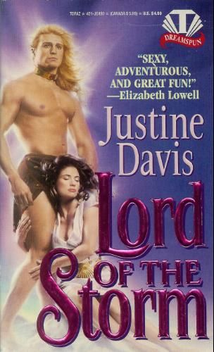 Lord of the Storm (Coalition Rebellion, #1) by Justine Davis