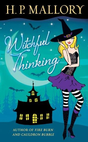 Witchful Thinking (Jolie Wilkins, #3) by H.P. Mallory