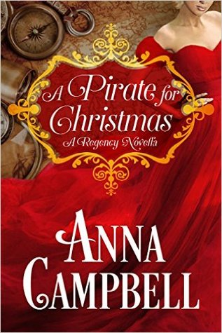A Pirate for Christmas by Anna Campbell