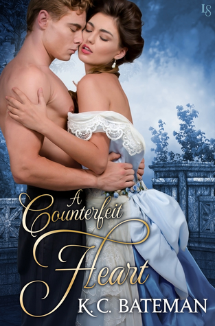 A Counterfeit Heart by K.C. Bateman