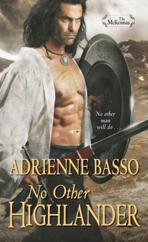 No Other Highlander by Adrienne Basso