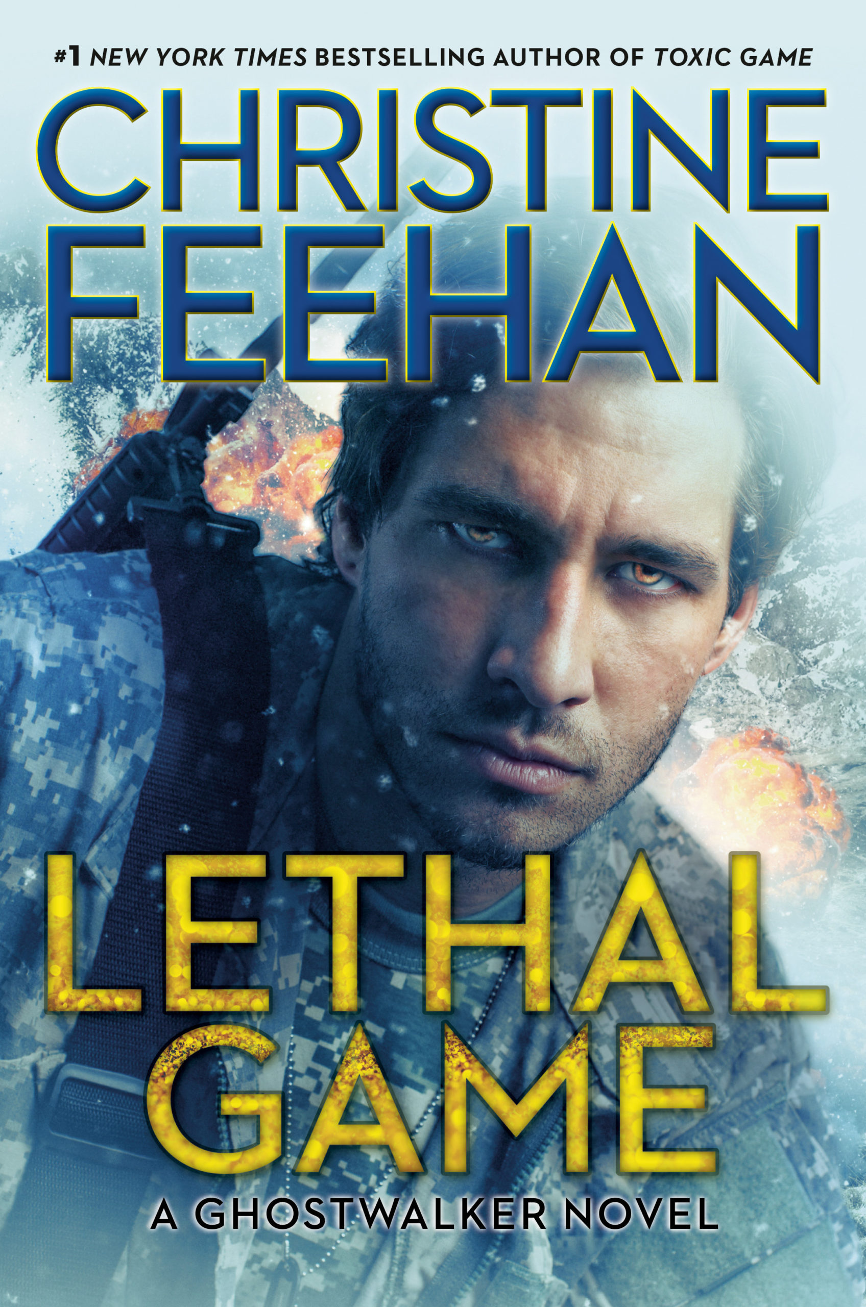 Lethal Game  by Christine Feehan