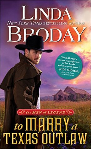 To Marry a Texas Outlaw by Linda Broday