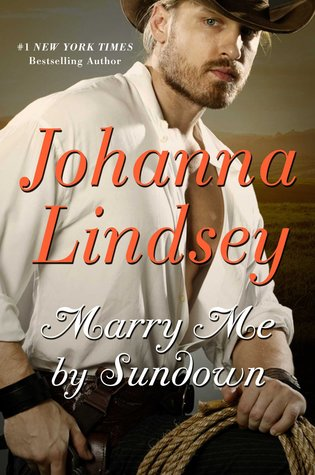 Marry Me by Sundown by Johanna Lindsey