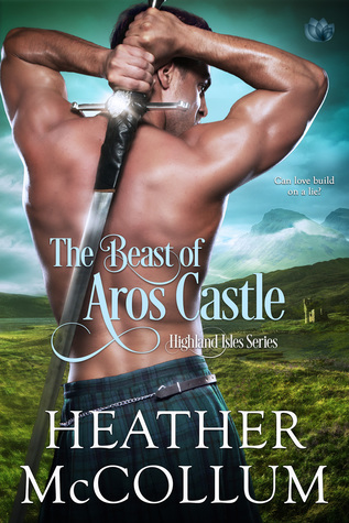 The Beast of Aros Castle by Heather McCollum