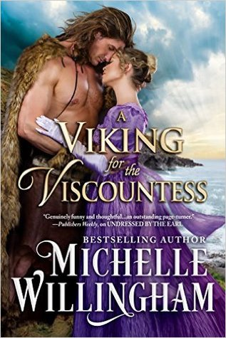 A Viking For The Viscountess by Michelle Willingham
