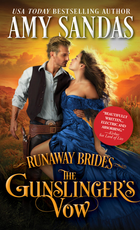 Gunslinger's Vow  by Amy Sandas