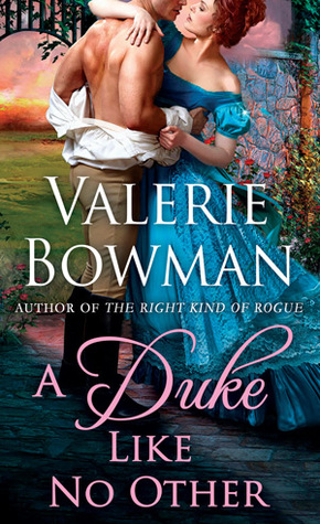 A Duke Like No Other  by Valerie Bowman
