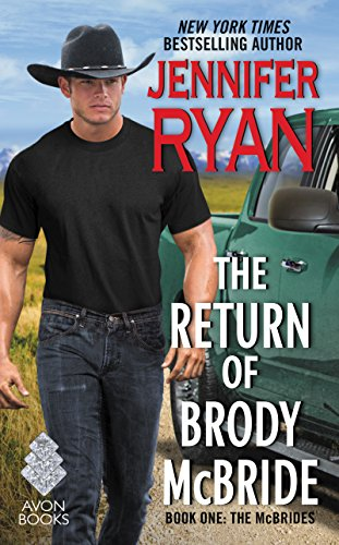 The Return of Brody McBride by Jennifer Ryan