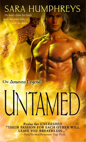 Untamed by Sara Humphreys