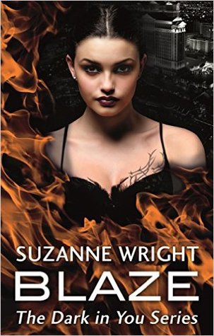 Blaze by Suzanne Wright