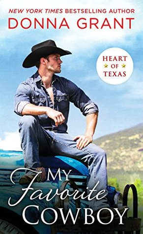 My Favorite Cowboy by Donna Grant