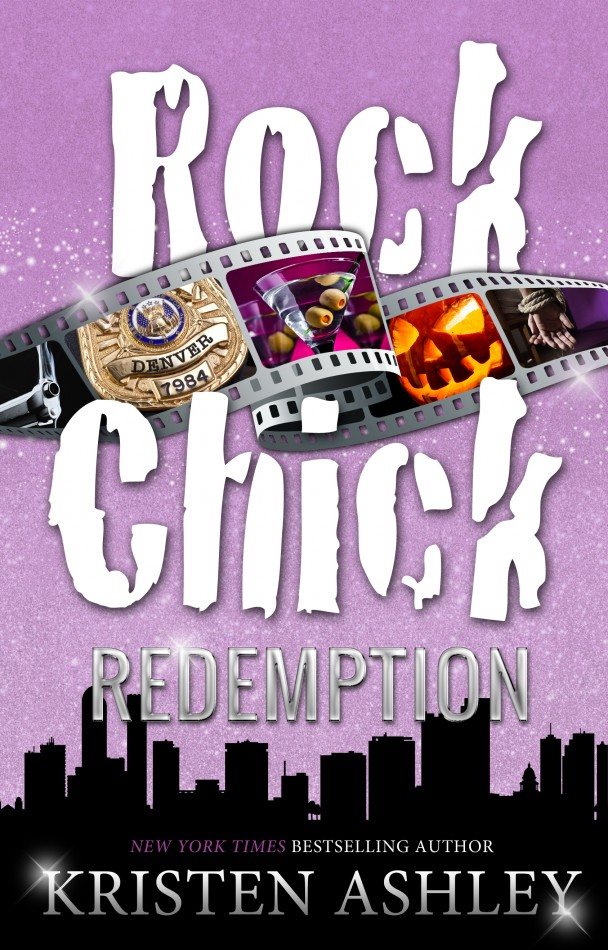 Rock Chick Redemption by Kristen Ashley