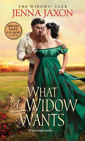 What a Widow Wants  by Jenna Jaxon
