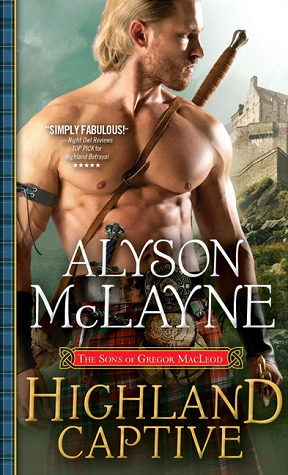 Highland Captive  by Alyson McLayne