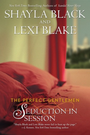 Seduction in Session by Shayla Black, Lexi Blake
