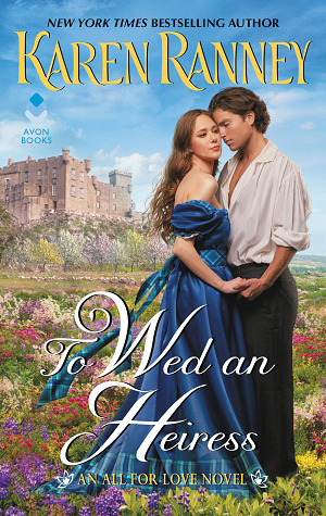 To Wed an Heiress  by Karen Ranney