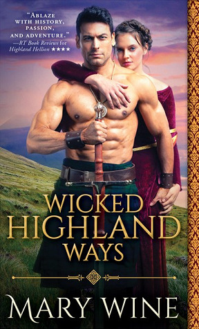 Wicked Highland Ways by Mary Wine