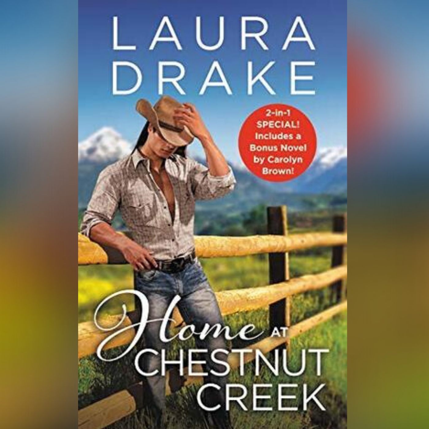 Home at Chestnut Creek by Laura Drake