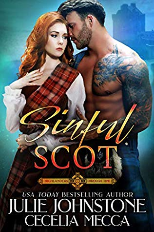 Sinful Scot by Julie Johnstone, Cecelia Mecca