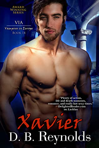 Xavier by D.B. Reynolds