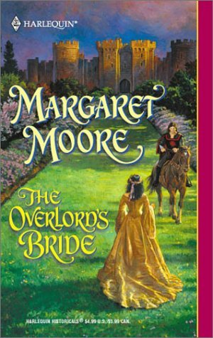 The Overlord's Bride by Margaret Moore